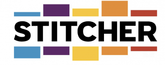 Stitcher podcast logo
