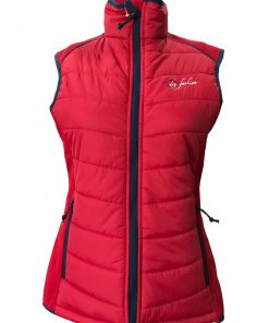 Women's Hybrid-Vest red
