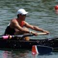 rowing sweep grip,