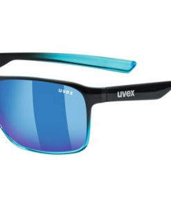 uvex lgl 33 pola - black blue