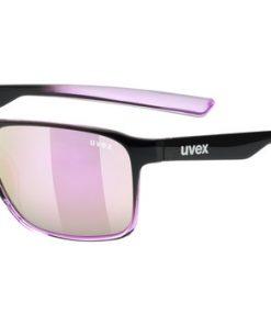 uvex lgl 33 pola - black purple