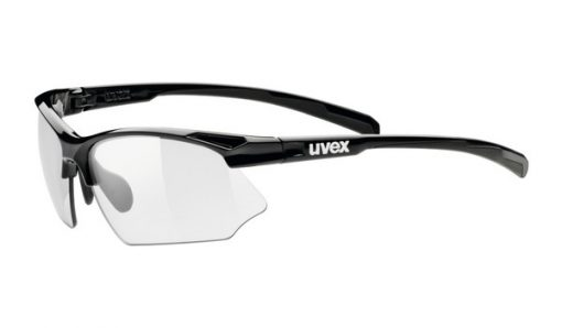 uvex sportstyle 802 vario - black
