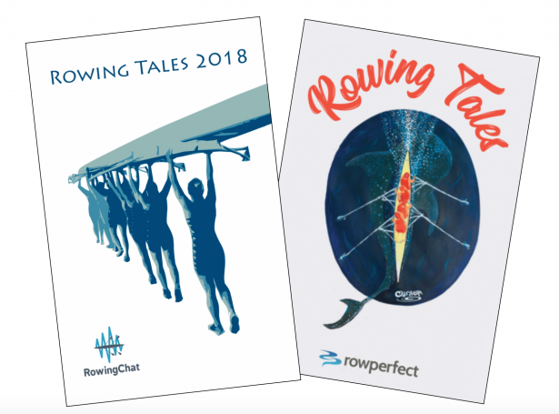 Rowing Tales, Volume one and volume 2, rowing stories