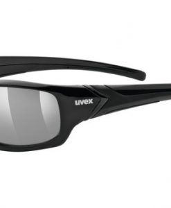 uvex sportstyle 211 pola - black/smoke