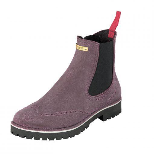 Gosch Shoes Sylt Women's Shoes Bordeaux