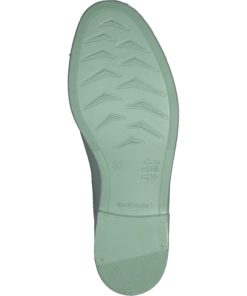 Gosch Shoes Sylt Women Shoes Rubber Chelsea Boots Mint Green