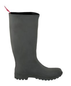 Gosch Shoes Sylt Women's Boots Rubber Boots Waterproof Black