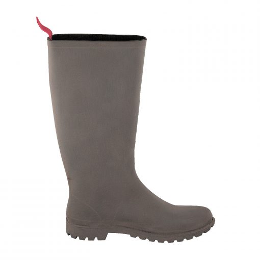 Gosch Shoes Sylt Women's Boots Rubber Boots Waterproof Brown
