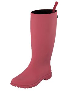 Gosch Shoes Sylt Women's Boots Rubber Boots Waterproof Red