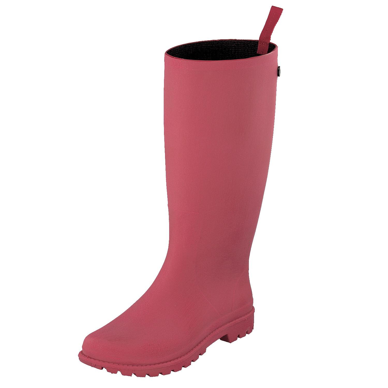 c53d73357 Gosch Shoes Sylt Women s Boots Rubber Boots Waterproof Red