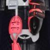 Klick-System für Ruderschuhe