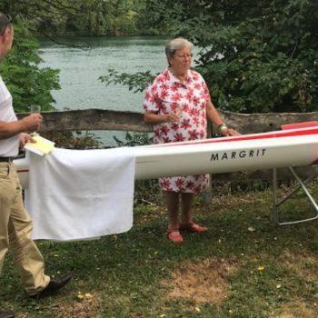 Taufe Ruderboot Ruderklub