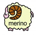 Merino Wool logo