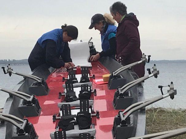 Olympic discipline: Coastal Rowing